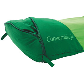 Outwell Convertible Junior Sac de couchage Enfant, green